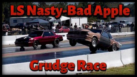 LS Nasty, Bad Apple Grudge Race