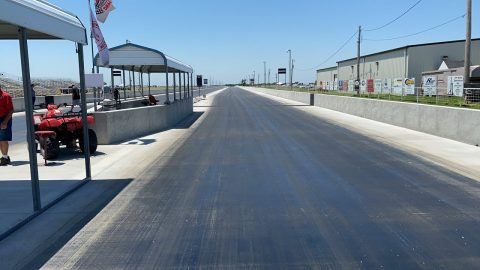 Live World Debut of the brand new SRCA Dragstrip in Great Bend, KS!