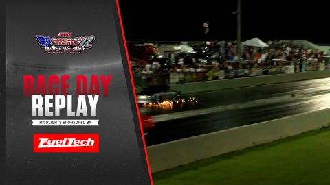 Massive Wheelstand by Richard Reagan in LDR at No Mercy 12