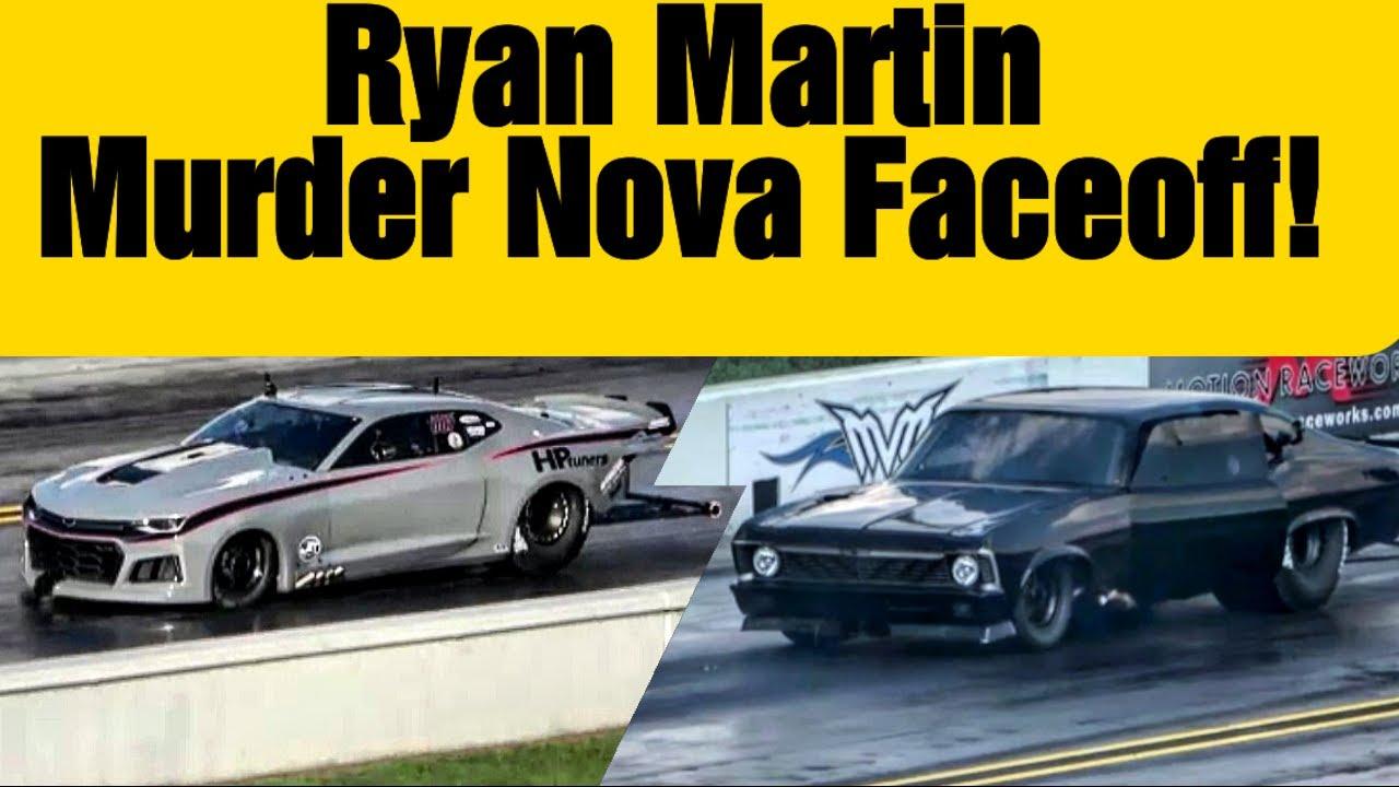 Murder Nova & Ryan Martin Faceoff at VMP!!