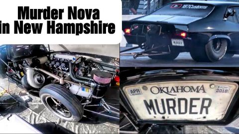 Murder Nova in New Hampshire