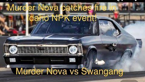 Murder Nova takes out Swangang at NPK Idaho 2021 also Jeff Lutz vs Scott Taylor!