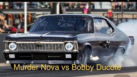 Murder Nova vs Bobby Ducote round 2 NPK street outlaws Virginia Motorsports Park