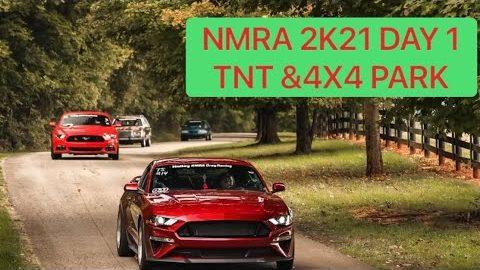 NMRA 2K21 BOWLING GREEN, TNT, NEW 4X4 PARK