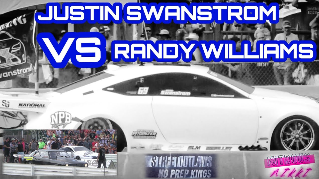 NO PREP KINGS CORDOVA JUSTIN SWANSTROM TAKES ON THE PROFESSOR RANDY WILLIAMS #SWANGANG #SWANARMY