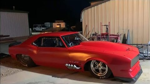 NO PREP KINGS JAMES GOADS NEW RED REAPER CAR #BREAKINGDRAGNEWS #shorts
