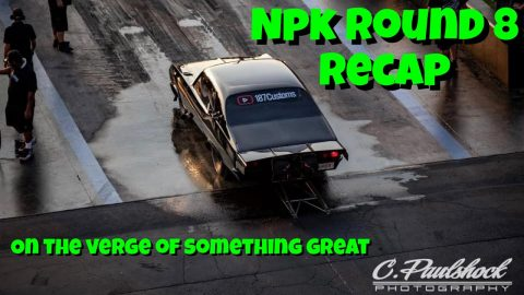NPK Round 8 Virginia Motorsports Park Recap...We Need Just a Little Bit of Luck!