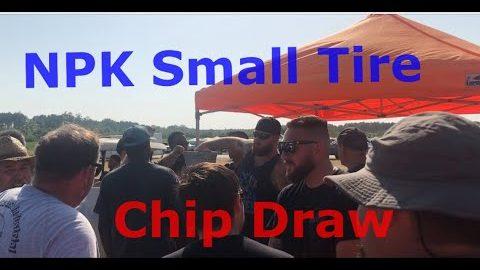 NPK friday small tire chip draw