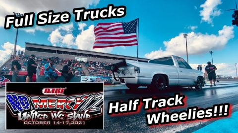 No Mercy 12 - Fullsize Truck NT Action + I Raced For $100 In Crocs!!!