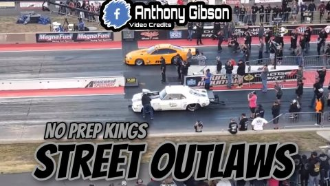 No Prep Kings Street Outlaws Mix Video (Anthony Gibson Video Credits )