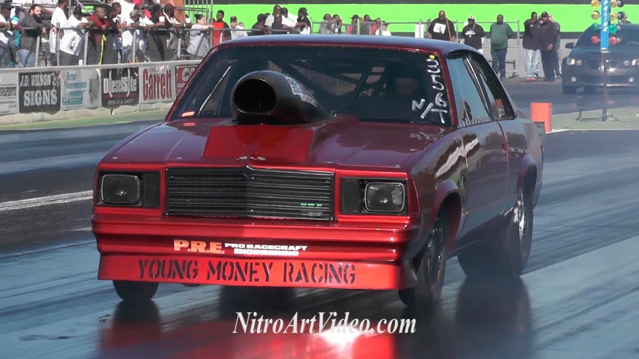 Orlando Speed World Dragway No Guts No Glory Grudge Racing NT Raw Drag Racing Action Part 9of12 2015