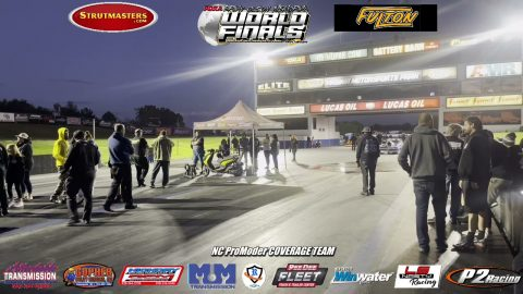 Pro Nitrous Finals from Pdra World Finals