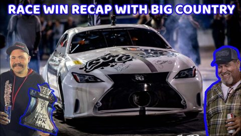 RACE RECAP OF OUR WIN IN TEXAS WITH BIG COUNTRY!!!