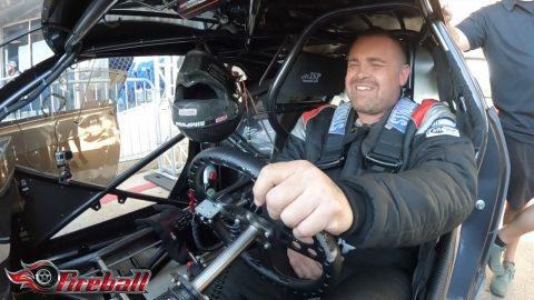 Ryan Martin FireBall Camaro Street Outlaws NPK Texas Motorplex  Ep 12