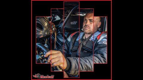 Ryan Martin Fireball Camaro Street Outlaws NPK Tulsa Oklahoma October 2021