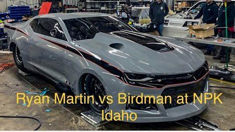 Ryan Martin vs Birdman at NPK Idaho 2021