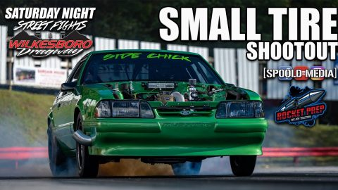 SMALL TIRE SHOOTOUT ACTION FROM SATURDAY NIGHT STREET FIGHTS AT WILKESBORO!!!!