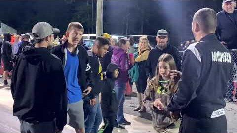 Saturday Night Street fights Wilksboro drag way, Bang Tha Light!! October 16, 2021