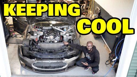 Solving the V8 Tesla's Biggest Problem