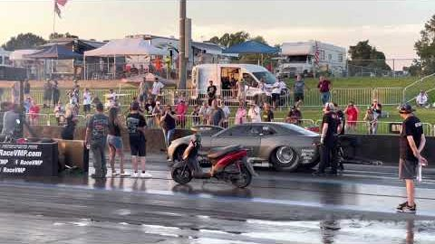 Street Outlaws / No Prep Kings Day 1 at Virginia Motorsports Park