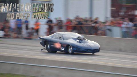 Street Outlaws No Prep Kings Drag Racing Season 4 Cordova
