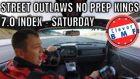 Street Outlaws No Prep Kings - Morrison 7.0 Index Saturday