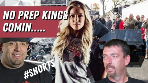 Street Outlaws No Prep Kings is around the corner! @JReed's Love of Cars #shorts