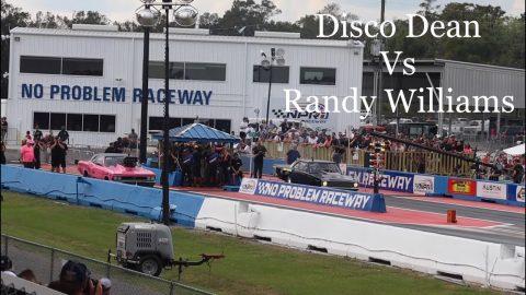 Street outlaws No prep kings Belle Rose- Disco dean vs Randy Williams: Invitationals Round 1
