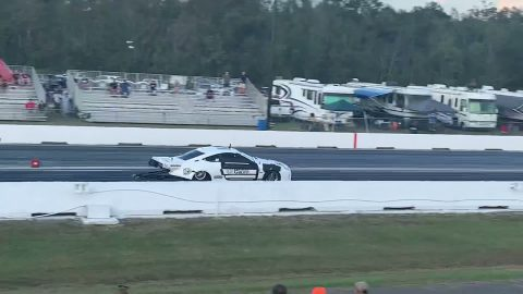 Street outlaws no prep kings 2021; Belle Rose, LA. Justin Swanstrom making a test pass