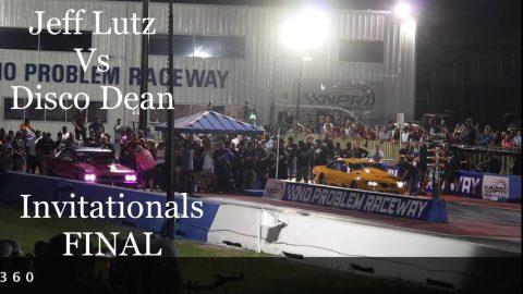 Street outlaws no prep kings Belle Rose Final: Jeff Lutz vs Disco Dean