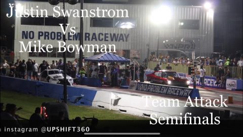 Street outlaws no prep kings - Belle Rose, LA: Justin Swanstrom VMike Bowman. Team attack Semifinal