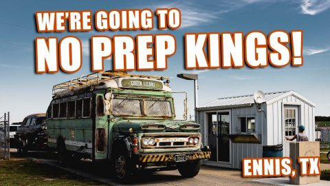 WE'RE GOING TO NO PREP KINGS THIS WEEKEND!