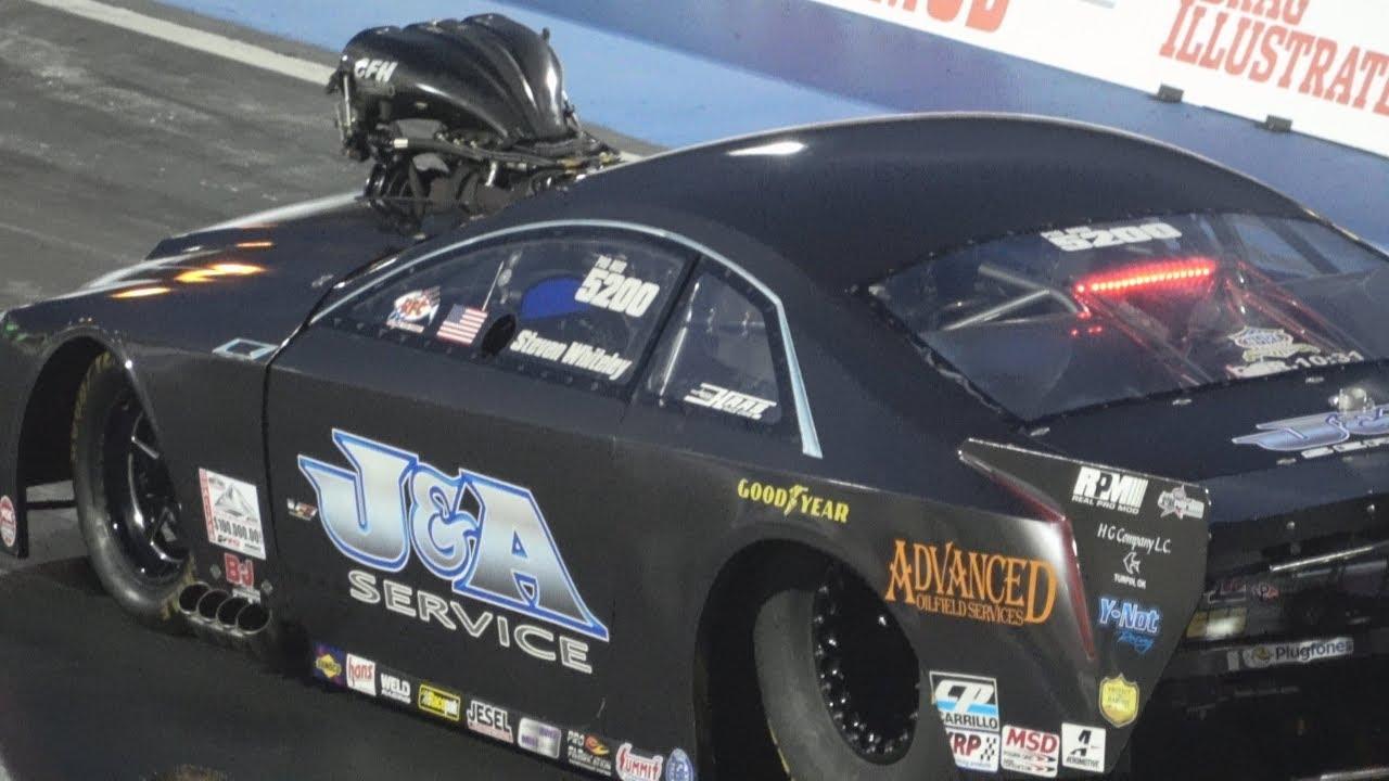 World Series of Promod   Bandimere Speedway   4K